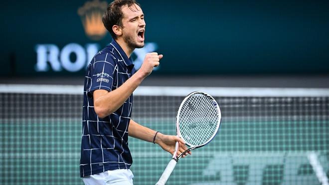 Ket qua ATP Finals, Medvedev vs Nadal, Medvedev đấu Dominic Thiem ở chung kết, kết quả Medvedev vs Nadal, video clip Medvedev vs Nadal, ket qua tennis, ATP Finals 2020
