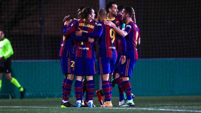 Trực tiếp bóng đá Tây Ban Nha: Elche vs Barcelona (22h15 hôm nay)