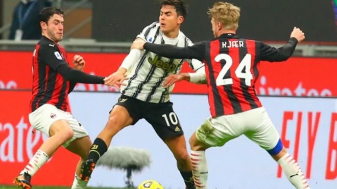 Ket qua bong da, Milan Juventus, Video Milan vs Juve, Kết quả Serie A, BXH Serie A, kết quả Milan Juventus, kết quả bóng đá Italia, Bảng xếp hạng bóng đá Ý, Milan, Juve