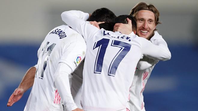Trực tiếp bóng đá Tây Ban Nha: Atletico Madrid vs Real Madrid (22h15 hôm nay)
