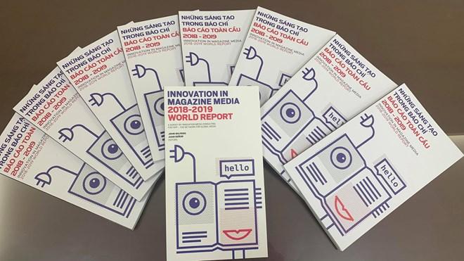 TTXVN xuất bản ấn phẩm về những sáng tạo trong báo chí thế giới