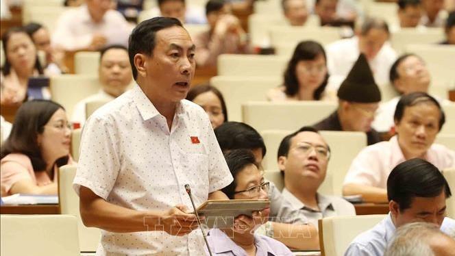 Kỳ họp thứ 7, Quốc hội khóa XIV: Còn quan điểm trái chiều về hình thức kỷ luật giáng chức