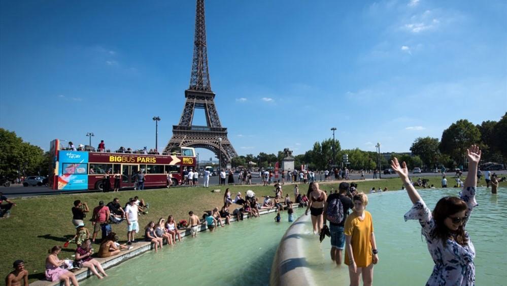 Biến đổi khí hậu: Thế giới trải qua tháng 7 nóng nhất trong lịch sử