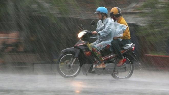 Thời tiết đêm 26 ngày 27/8: Vùng núi Bắc Bộ có khả năng mưa rất to về chiều tối