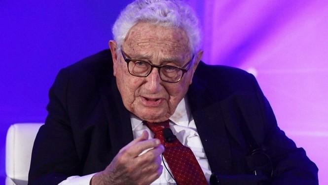 Cựu Ngoại trưởng Mỹ Kissinger cảnh báo nguy cơ chiến tranh thực sự từ thương chiến Mỹ-Trung