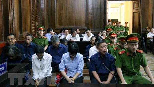 Vụ án tại Ngân hàng Đại Tín giai đoạn 2: Đề nghị mức án 20 năm tù đối với Hứa Thị Phấn