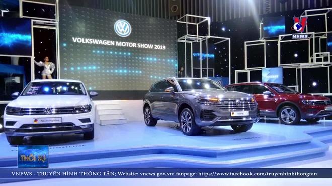 VIDEO: Sẽ xử lý nghiêm vụ xe Volkswagen cài ứng dụng bản đồ 'đường lưỡi bò'