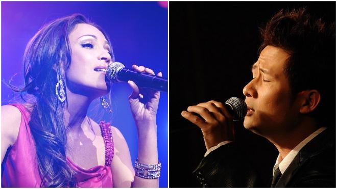 VIDEO: Bằng Kiều mất giọng không thể hát vẫn cố biểu diễn 'Tình bơ vơ' cùng Thanh Hà