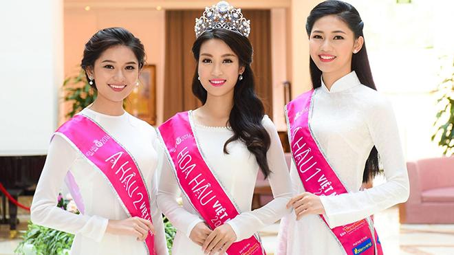 Khởi động 30 năm hoa hậu Việt Nam