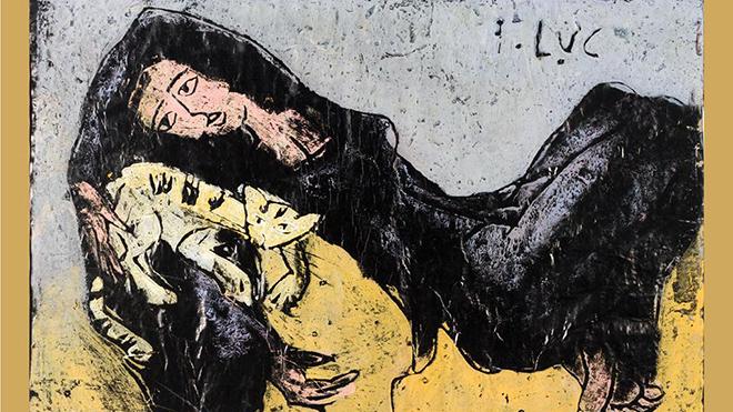 Sắp đấu giá tranh của họa sĩ Nguyễn Tư Nghiêm, Bùi Xuân Phái, Lê Bá Đảng