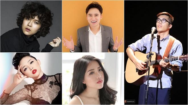 Giải Âm nhạc Cống hiến 14-2019: Nghe lại những tuyệt phẩm được đề cử 'Bài hát của năm'