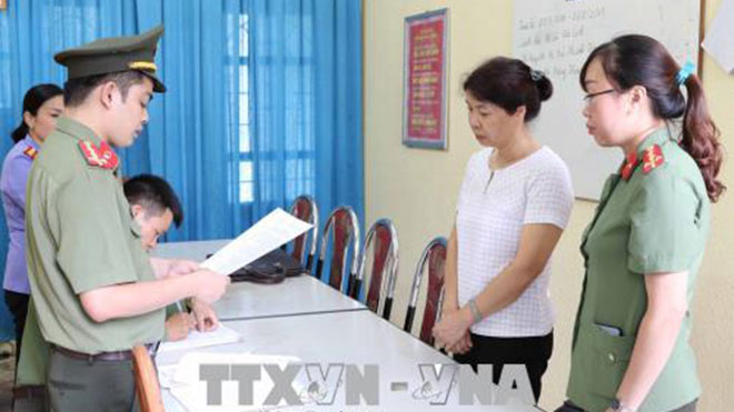 Sai phạm trong Kỳ thi THPT tại Sơn La: Kết thúc điều tra, đề nghị truy tố 8 bị can