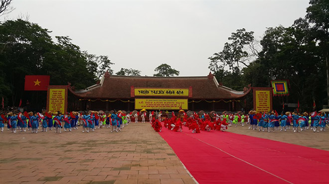 Lễ hội Lam Kinh 2018: Tôn vinh hào khí Lam Sơn, trường tồn và tỏa sáng