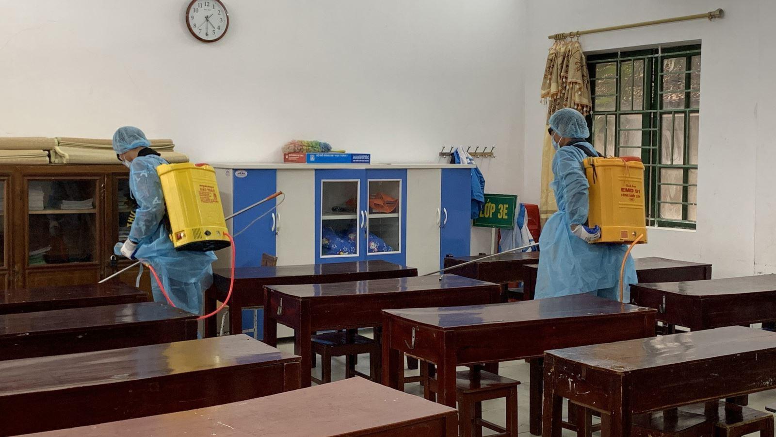 Thông tin mới nhất về dịch bệnh do virus corona: Hà Nội chuẩn bị 2-3 triệu khẩu trang phát miễn phí cho học sinh