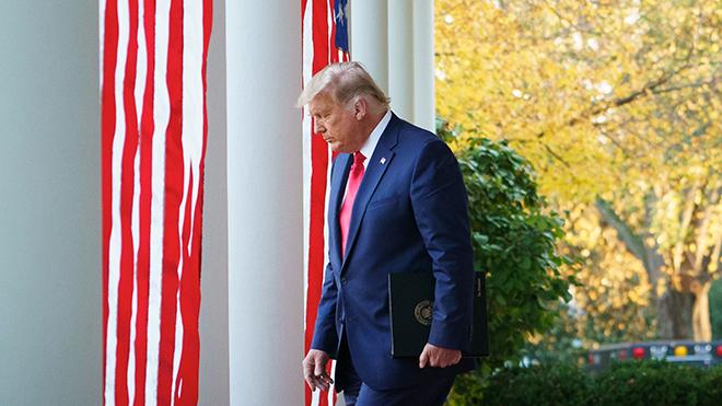 Bầu cử Mỹ 2020: Đội ngũ vận động tranh cử của Tổng thống D.Trump rút đơn kiện ở bang Michigan