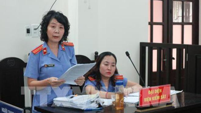 Vụ chống người thi hành công vụ ở quận Hai Bà Trưng, Hà Nội: Tòa xác định việc truy tố, xét xử là cần thiết