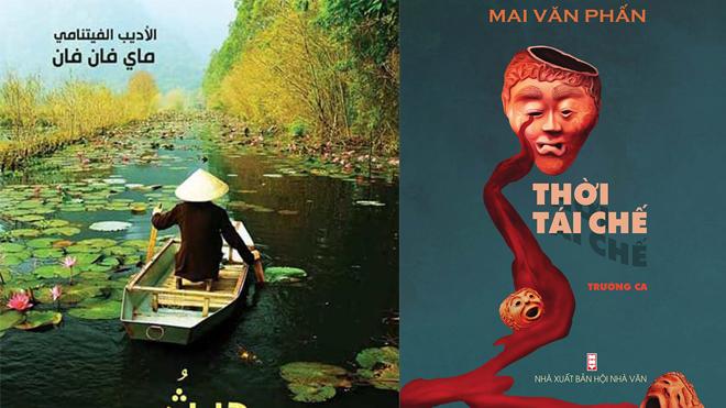 Nhà thơ Mai Văn Phấn'xuất khẩu'trường ca ra thế giới