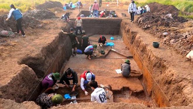 Sở Văn hóa và Thể thao Hà Nội đề xuất khẩn cấp 'cứu' di chỉ khảo cổ học Vườn Chuối