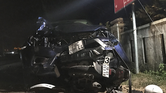 Xác định danh tính các nạn nhân trong vụ tai nạn giao thông khiến 7 người thương vong