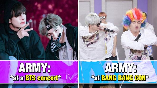 10 điều ARMY sẽ cần khi xem BANG BANG CON của BTS