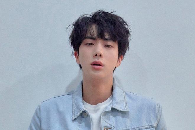 BTS, Jin BTS, BTS gif, jin handsome, trai đẹp toàn cầu, jin bts đẹp trai