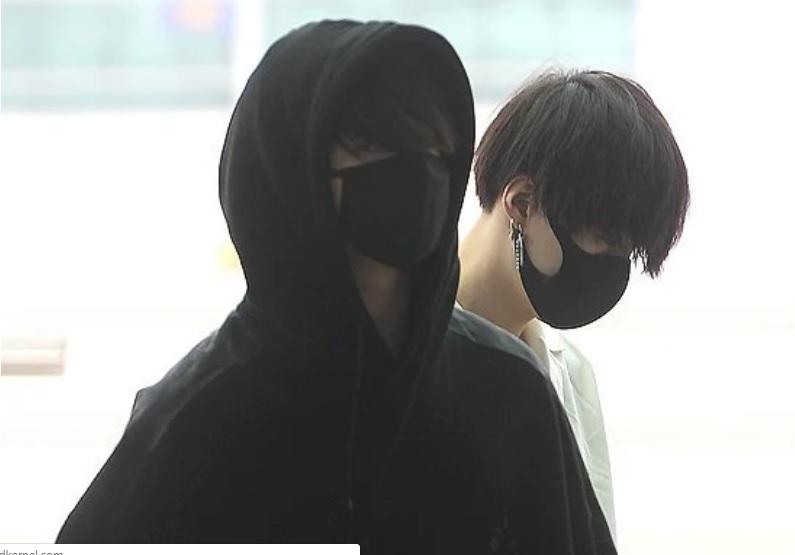 BTS, Suga, Jungkook, jungkook suga giống nhau, bts giống nhau, daechwita