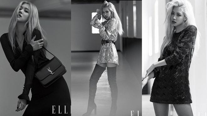 Blackpink, Rosé Blackpink, Rosé, Rosé YSL, YSL quáng bá Rosé, Rosé là đại sứ YSL, doanh sô YSL, túi YSL của Rosé, Blackpink fashion 2020, blackpink 2020, Rose 2020