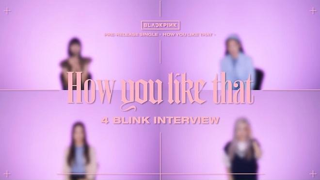 Blackpink, Jennie, Jisoo, Rosé, Lisa, 4 năm cùng Blackpink, 4th ANNIVERSARY Blackpink, Blackpink ice cream day, blackpink how you like that, blackpink 2020