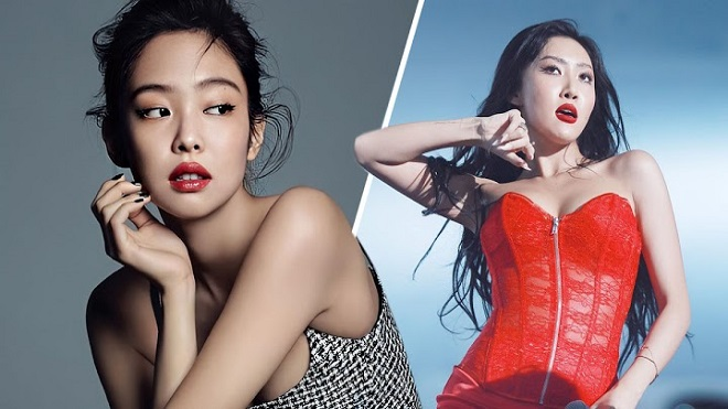 6 nữ thần nổi tiếng bất chấp tiêu chuẩn sắc đẹp của Kpop: Jennie Blackpink, Nancy, Jihyo Twice...