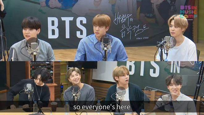 BTS, V, Jin, Jimin, Suga, J-Hope, RM, Jungkook, BTS 2020, BTS hài hước, BTS Video, BTS Dynamite, phản hứng hài hước của BTS, V BTS sốc, V BTS gif, BTS đến MBC