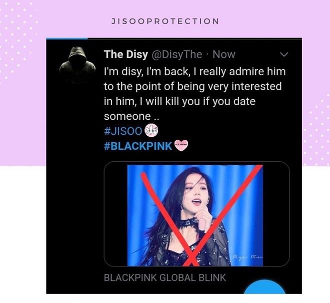 Blackpink, Jisoo, Jisoo Blackpink, Blackpink tin tức, BLINK, antifan Blackpink, Blackpink bị ném đá, Jisoo blackpink gif, bạo lực mạng, jisoo là nạn nhân của bạo lực mạng