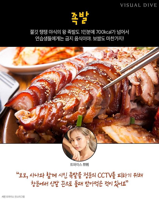 Kpop, BTS, Twice, Red Velvet, thần tượng Kpop, RM, 7 món ăn bị cấm đối với các thần tượng Kpop, Tzuyu, AOA, Seolhyun, RM BTS, Seulgi, YooA, Kpop 2020