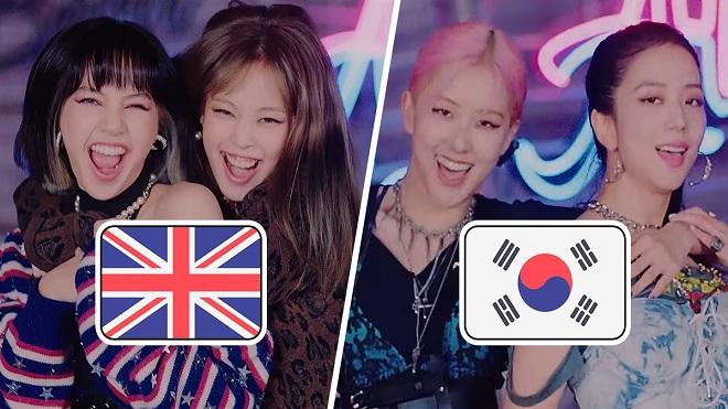 Lạm dụng quá nhiều tiếng Anh, Blackpink đang muốn trở thành nhóm nữ quốc tế?
