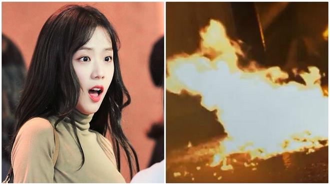 Jisoo và Jennie Blackpink suýt đốt cả ký túc xá vì lý do khiến BLINK 'ngã ngửa'