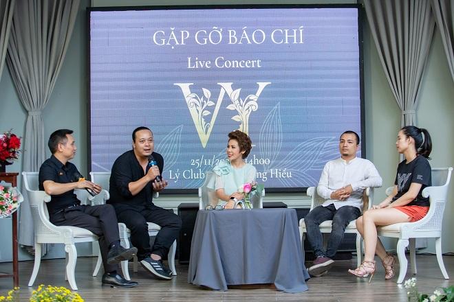 Sao Mai, Hồng Vy, NSUT Hồng Vy, VY Live Concert, Á quân sao mai 2001, hồng vy sao mai, cố nghệ sĩ doãn tần, liveshow