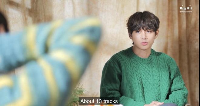 BTS, V BTS, V, BTS mixtape, V BTS mixtape, bài hát trong mixtape V BTS, BTS solo, Kim Tea Hyung, kim taehyung, BTS V, KTH1