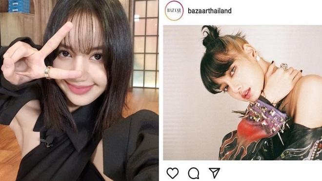 Harper's Bazaar Thái bất ngờ xác nhận ngày solo của Lisa Blackpink