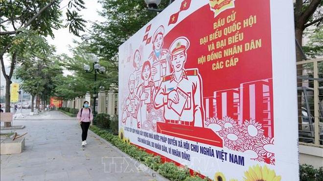Thành uỷ Hà Nội, đại biểu quốc hội, bầu cử, an ninh quốc gia, HĐND, công chức, cán bộ công chức