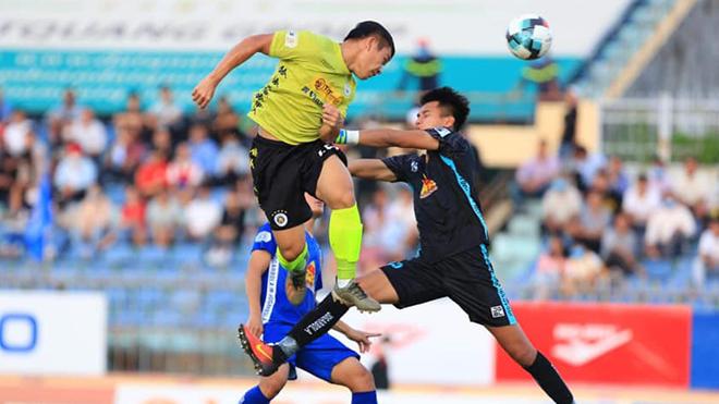 Kết quả V-League vòng 12: Viettel 1-0 Sài Gòn, Quảng Nam 2-2 Hà Nội, TPHCM 5-1 Nam Định