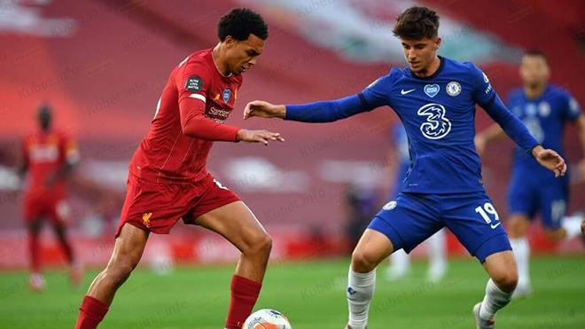 Trực tiếp Chelsea vs Liverpool. Xem trực tiếp Vòng 2 ngoại hạng Anh. K+PM