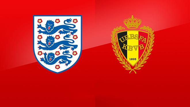 Trực tiếp bóng đá: Anh vs Bỉ. Trực tiếp UEFA Nations League. Trực tiếp K+PM, BĐTV