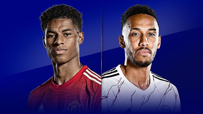 Trực tiếp MU vs Arsenal. Trực tiếp ngoại hạng Anh. Trực tiếp K+ PM