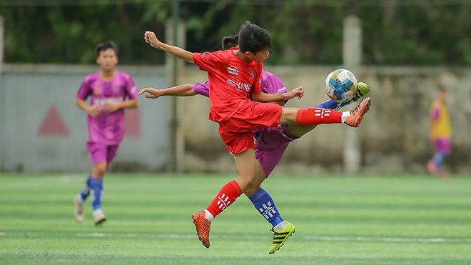 VCK giải BĐ thiếu niên toàn quốc 2020: Xác định 8 đội vào tứ kết