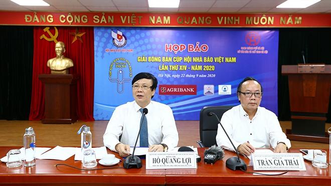 Giải Bóng bàn Cúp Hội Nhà báo Việt Nam lần thứ XV năm 2020: Ngày hội thể thao của những người làm báo