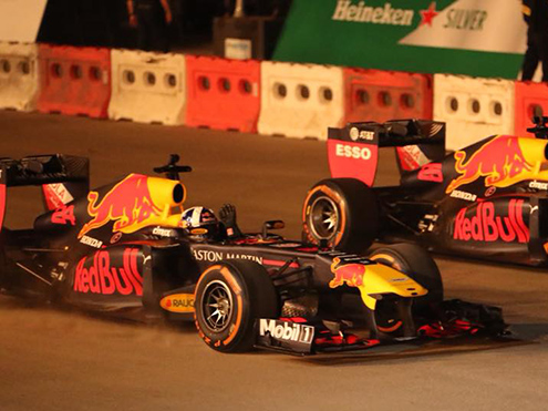 Chính thức hủy chặng đua F1 Việt Nam 2020