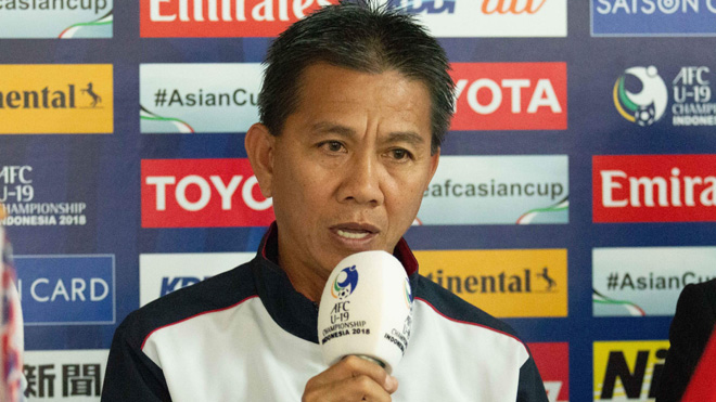 HLV Hoàng Anh Tuấn lấy U19 Hàn Quốc để rèn tâm lý chiến cho U19 Việt Nam