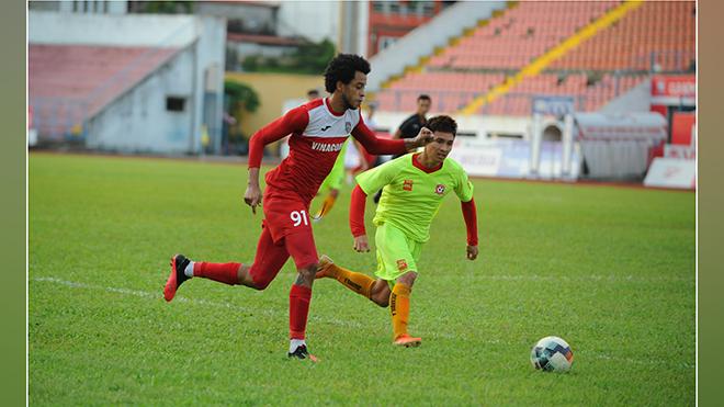 Các đội bóng V League tích cực đá giao hữu