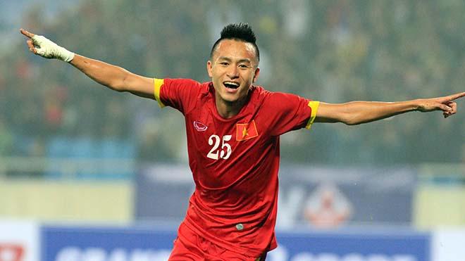 Võ Huy Toàn hạnh phúc nghẹn ngào khi trở lại tuyển Việt Nam
