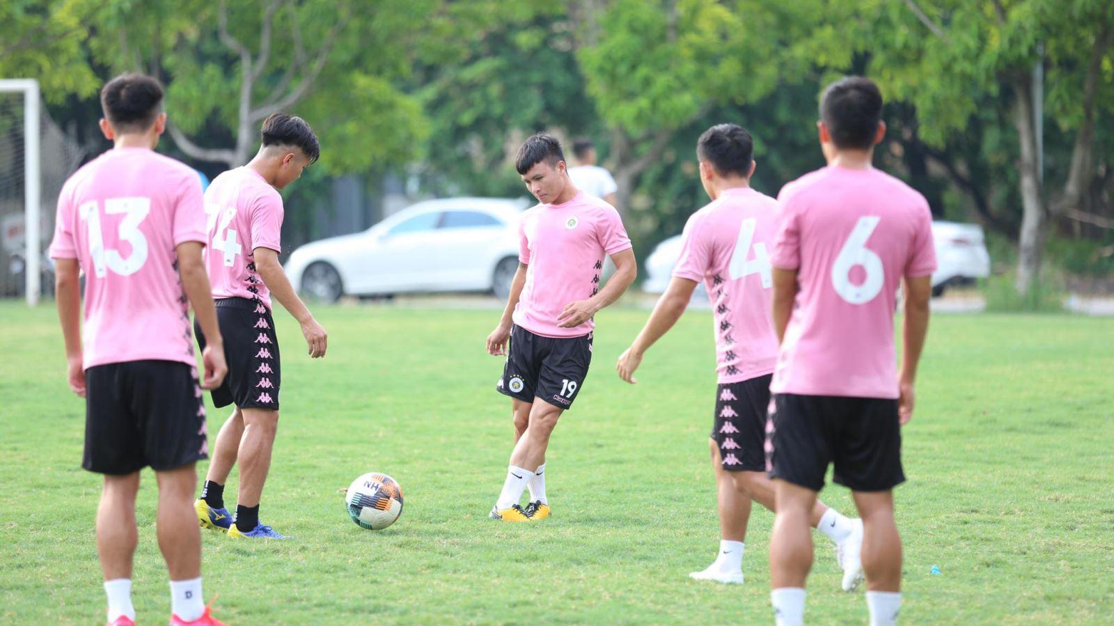 Quang Hải báo tin vui cho Hà Nội FC