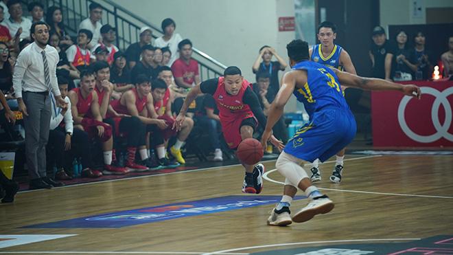 VBA 2019 Playoff: Đả bại Hochiminh City Wings, Saigon Heat viết nên lịch sử